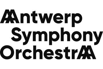 Logo van Antwerp Symphony Orchestra